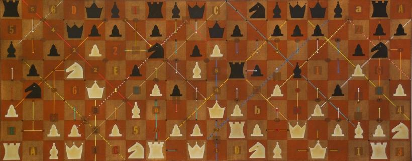 xadrez-2007-80x200-cm-oleo-e-acrilico-sobre-tela